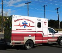 Fire dept. looking into anti-theft devices after 2 ambulances stolen