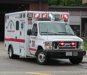 The Chicago Fire Department's addition of five new ambulances to their fleet has not helped to decrease long response times, according to a report. (Photo/CFD)