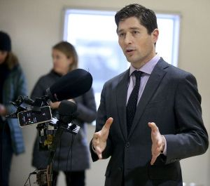 "Minneapolis Mayor Jacob Frey says police won't be allowed to take ""warrior"" training even on their own time. (Photo/Star Tribune)"