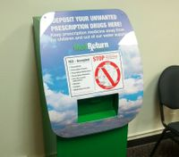 NY county officials question drug drop box program