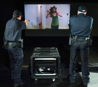 Firearms training simulators: Why your department should invest in a virtual training system