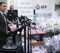 Australian police seize $900M of liquid meth stashed in bras
