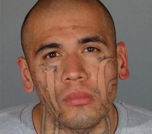 Michael Christopher Mejia is charged with killing Officer Keith Boyer. (Photo/Whittier Police)