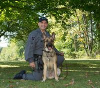 W.Va. K-9 dies after air conditioner stops working in cruiser