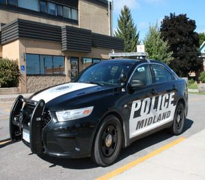 Midland Police needed a better way to share data so they invested in SceneDoc. (Image Midland Police, Ontario)