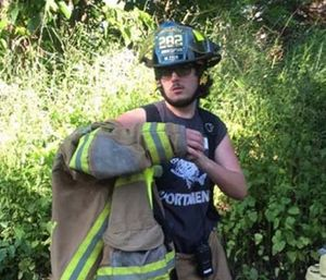 Crews said Zier was always joking around and laughing, but knew when the whistle blew that it was time to get serious. (Photo/Summit Hose Company)