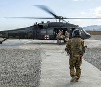 Army reports survival rates improving for soldiers wounded in combat