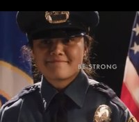 Minn. police unveil new video to recruit more women onto the force