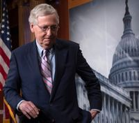 Trump prods McConnell on sentencing bill: 'Go for it Mitch!'