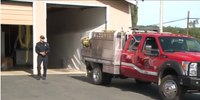 Toxic mold forces Calif. firehouse closure