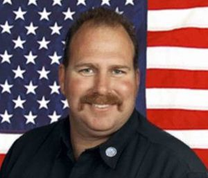 Capt. David Moorman was a 28-year veteran of LAFD. (Photo/Cal Fire Foundation)