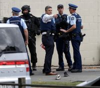 New Zealand police arrested mosque gunman en route to commit third attack