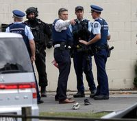 49 killed in New Zealand mosque shootings