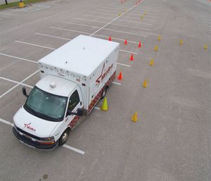 What are you doing to manage behavioral drift and create safer drivers on and off duty? (Photo/MedStar)