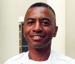 Natchez Fire Chief Aaron Wesley has been placed on administrative leave. (Photo/NFD)