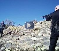 Video: Footage reveals APD efforts to negotiate in deadly foothills shooting
