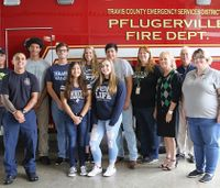 Texas school district partners with fire department for EMT academy