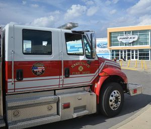 Many of the Nashville Fire Department stations are operating with backup equipment that often breaks down at critical times. (Photo/NFD)