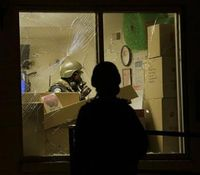 Governor orders National Guard to Ferguson