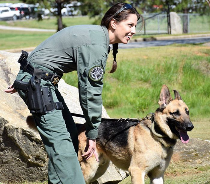 How to fund a police K-9 purchase and training