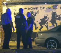 Police: New Orleans shooting likely gang-related