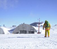 Antarctic firefighter discusses unique challenges on continent of extremes