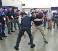NTOA 2016: Duty knife use and deployment for law enforcement