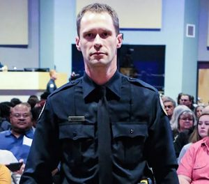 Officer Nicholas Galinger (Photo/ Chattanooga Police Department)
