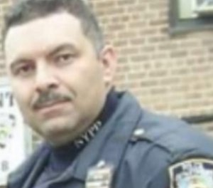 Officer Richard Lopez, 52, was one of many first responders who responded to the terrorist attack at the World Trade Center. (Photo/ODMP)