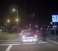Video: Ohio cop kills man who pulled pistol during stop