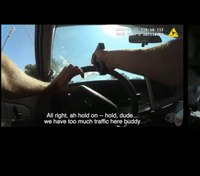 Video shows Calif. LEOs firing 76 shots during high-speed pursuit