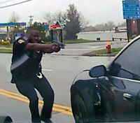 Videos show fatal OIS of man driving at LEO during traffic stop