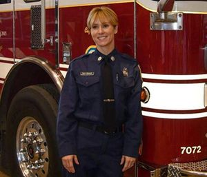 Nicole Mittendorff died by suicide in 2016 after years of harassment by her colleagues. (Photo/DC Fire and EMS)