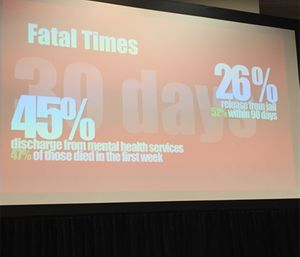 There has been a 400 percent increase in overdose deaths from 1999 to 2008. (Photo/Greg Friese)