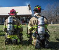 What's the No. 1 rule for fire safety?