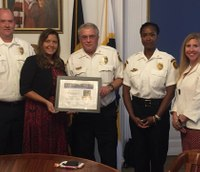 Pa. EMS agency awarded by AHA for cardiac care