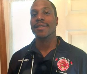 Janice Jackson wants to help others who want to become a paramedic, firefighter or other first responder in honor of her son Anthony. (Photo/GoFundMe)
