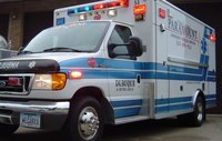 Man steals drugs from ambulance during transport