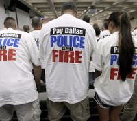 Dallas to settle for nearly $62M in police, fire back pay lawsuits