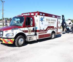 Polk County is expected to pay a fire battalion chief tens of thousands of dollars in overtime to attend paramedic school. (Photo/PCFR)
