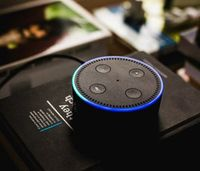 Should EMS providers use 'Alexa' as a reference in the ambulance?