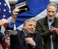 Ray Pfeifer, firefighter, voice for 9/11 health care, dies