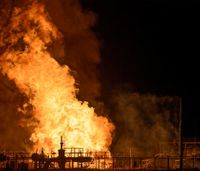 Official: 1 missing, 2 injured in La. pipeline blaze