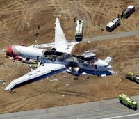 San Francisco settles lawsuit by firefighter in plane crash