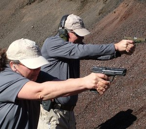 For firearms training, plan your objectives. (Photo/Todd Fletcher)