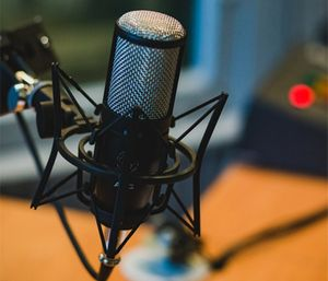 Which firefighter-specific podcast do you listen to? (Photo/Pixabay)