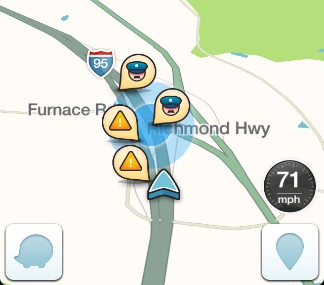 Police Push To Disable Waze Police-Tracking App Functionality