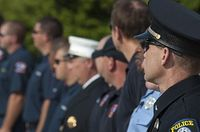 Why care for injured cops shouldn't stop after a debrief