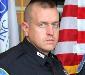 Police Sgt. Michael Chesna was fatally shot Sunday after responding to a call for an erratic driver. (Photo/Weymouth PD)
