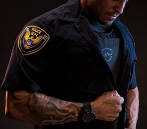 In order to become more comfortable with your body armor, it is a good idea to try out new body armor by wearing it outside of work until it feels more natural, and is broken in a little. (Photo/Courtesy)